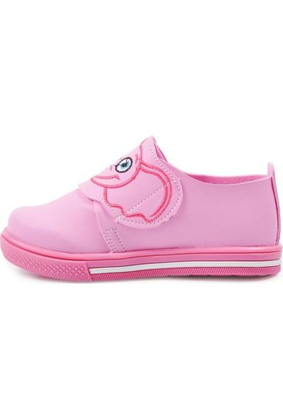 Şiringenç 21K03 Pembe Bebek Ayakkabı