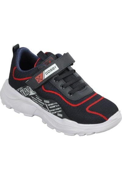 Cosby 306 Lacivert Çocuk Spor Ayakkabı