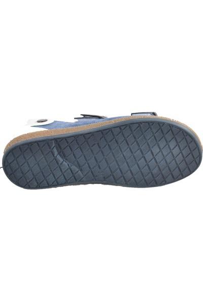 Şiringenç 006 Lacivert Mavi Çocuk Sandalet