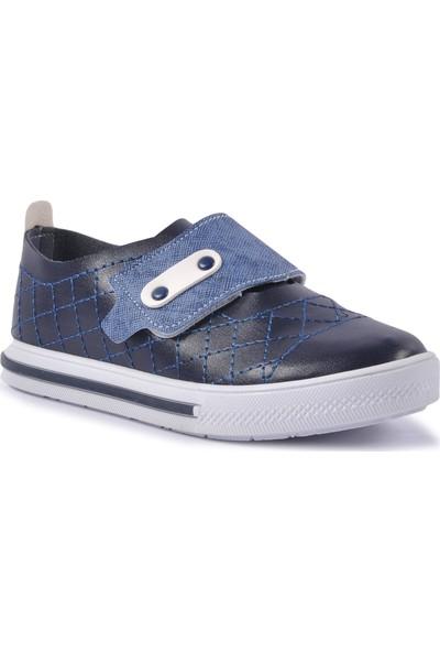 Şiringenç 21K02 Lacivert-Kot Mavi Çocuk Ayakkabı