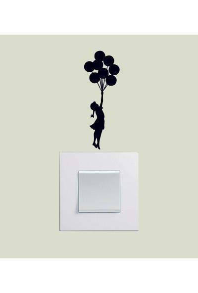 BENARMA Uçan Balon Kız