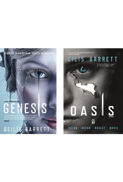 Eilis Barrett 2 Kitap Set Genesis - Oasis