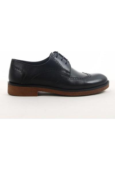 Yeni Yıldız 550 Erkek Klasik Ayakkabı Siyah