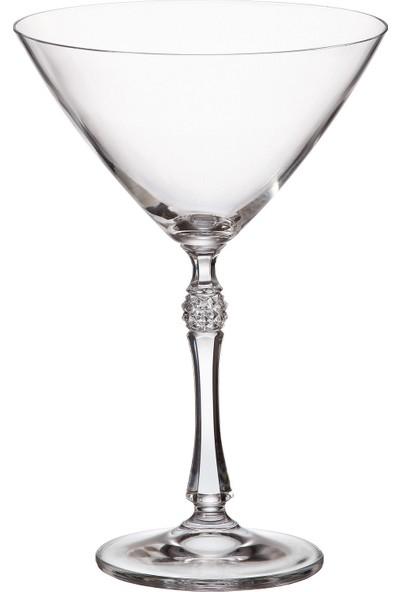 Bohemia Crystal Parus Martini Kadehi 280 ml 6'lı