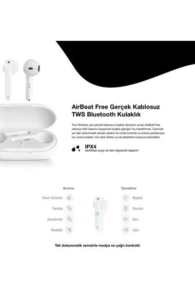 Ttec 2KM133S Airbeat Free Gerçek Kablosuz Tws Bluetooth Kulaklık Siyah