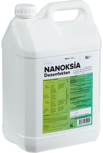 Nanoksia Nanoteknolojik Bitkisel Dezenfektan 5 lt