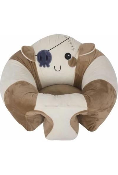 Sevi Bebe Bebek Oturma Minderi Art-64 Ekru