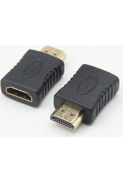 Ice HDMI Erkek Dişi Adaptör Gold