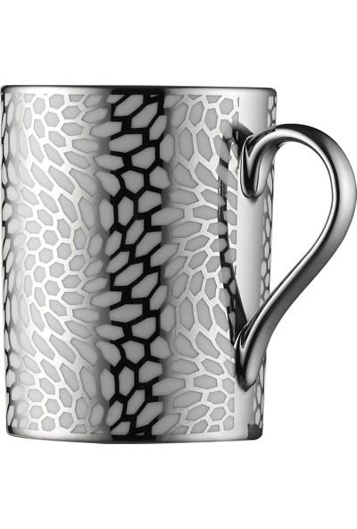 Kütahya Porselen Forest 2 & Prime Mug Bardak Platin 10927
