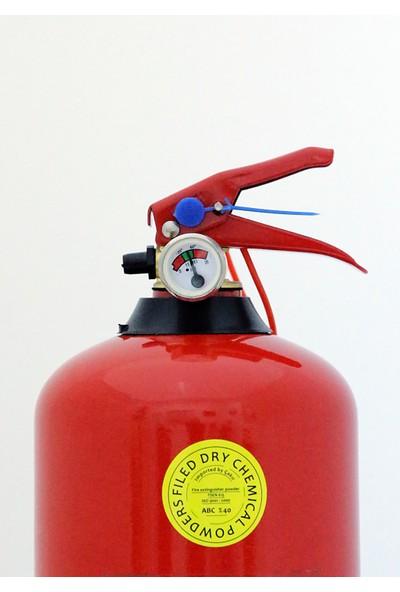 Çakır 2 kg Yangın Söndürme Tüpü