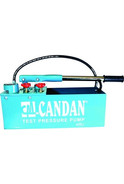 Candan Test Pompası Mavi