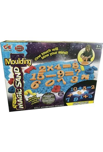 Magic Sand, Sayılar ve 4 Işlem Kinetik Oyun Kumu (882-52)