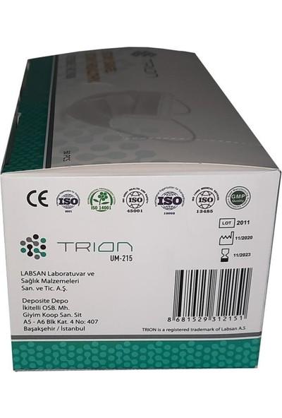 Trion TIP2R Meltblown 3 Katlı ve Telli Cerrahi Maske 50'li x 2 Adet