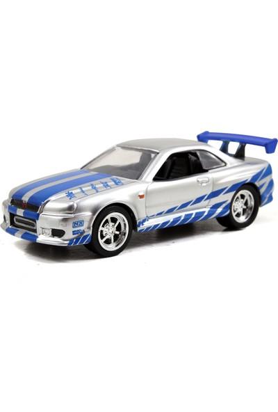 Fast & Furious 2002 Nissan 1:55 253202005