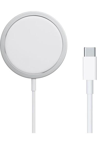 Case 4U Magsafe Charger - Apple iPhone Manyetik Şarj Cihazı