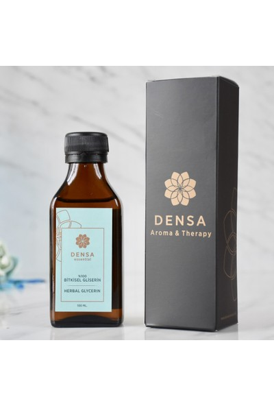 Densa Essential %100 Saf Bitkisel Gliserin 100 ml