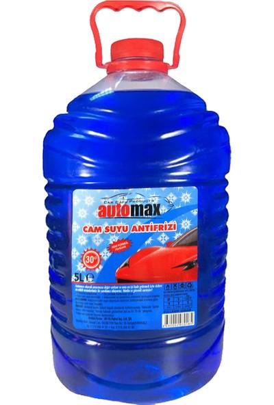 Automax Antifrizli Cam Suyu 5 Lt -30° x 4 Adet