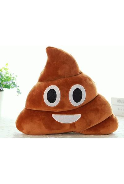 Alife Poo Emoji Yastık