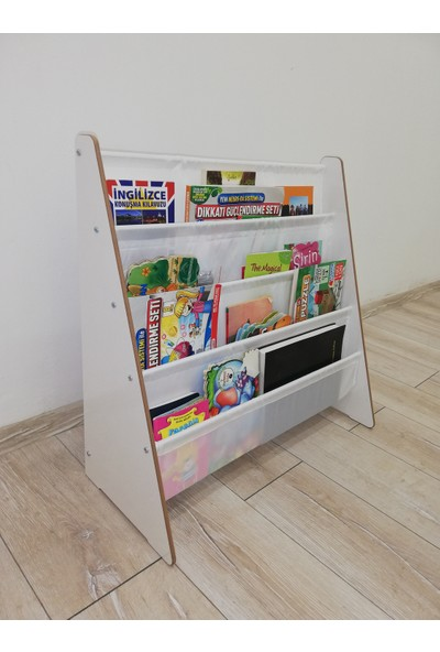 Ata Home Montessori Çocuk Kitaplık