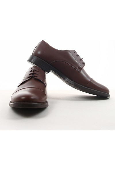 Yeni Yıldız Lost 872 Erkek Klasik Ayakkabı Kahverengi