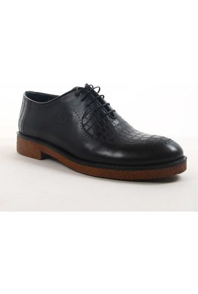 Yeni Yıldız 556 Erkek Klasik Ayakkabı Siyah