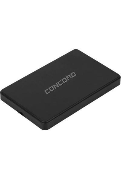 Concord C-854 USB 2.0 USB Harici HDD Harddisk Kutusu 2.5 Inc