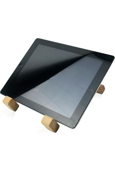 Bayz Yükseklik Ayarlı Tablet Telefon Tutucu Stand Dekoratif Ürün