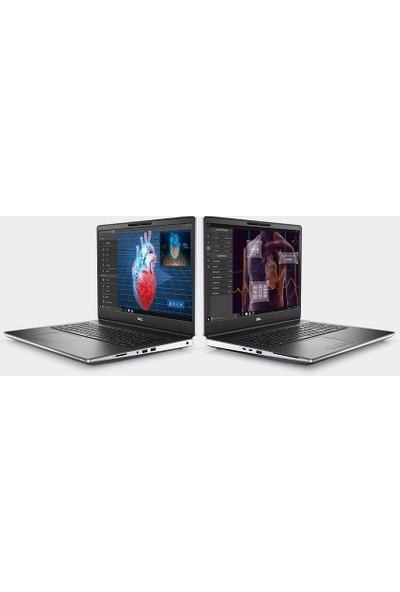 """Dell Precision M7750 Intel Xeon W10885M 64GB 1TB SSD RTX 4000 Windows 10 Pro 17"""" FHD Taşınabilir Bilgisayar M7750V047319D"""