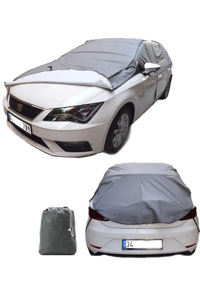 Autozel Toyota Corolla Vinleks Yarım Lüx Kalın Branda (2013-2019)