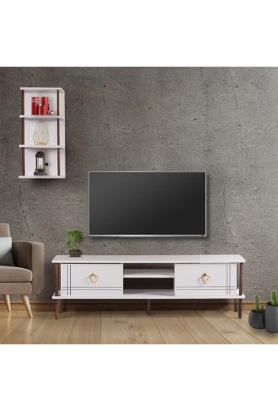 Albero Mobilya Smart Tv Ünitesi