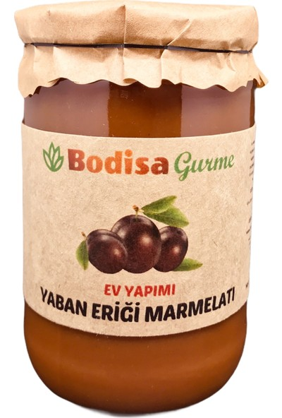 Bodisa Gurme Diyet Yaban Eriği Marmelatı 750 gr