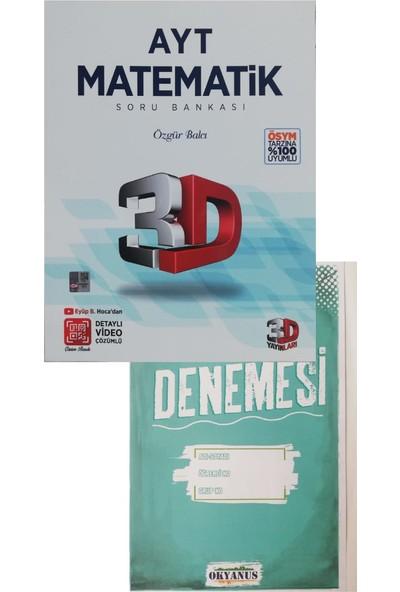 3D Yayınları AYT Matematik Soru Bankası-(Okyanus Yayınları TYT Deneme )