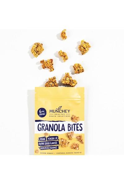 Munchey 2'li Granola Bites 80 gr