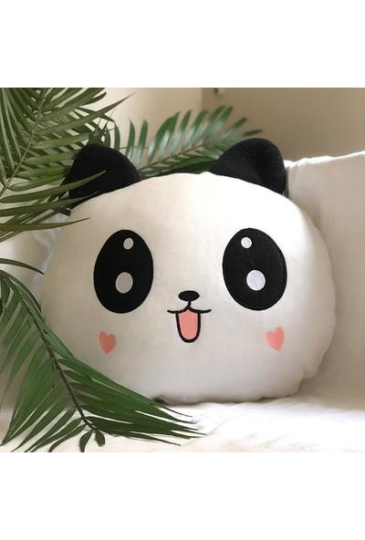 Bun Design Panda Yastık Kupa