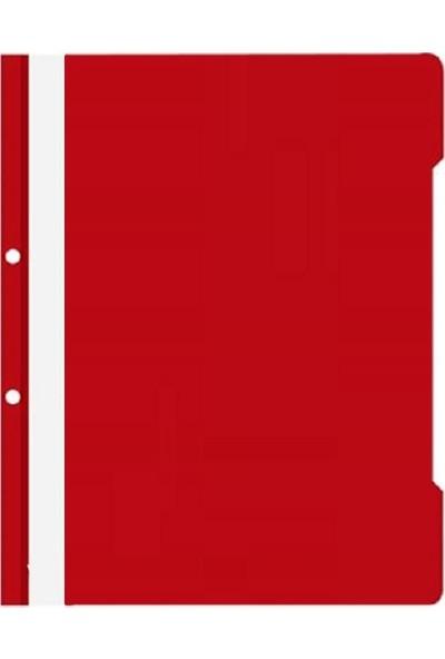 Mosso Telli Dosya Kırmızı 25 Li