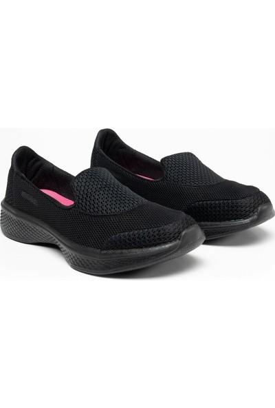 Bewild 1971 Kadın Siyah Spor Ayakkabı