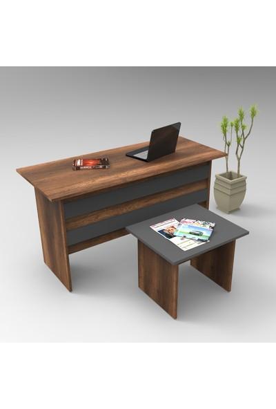 Robin Home Verona Ofis Büro Masa Takımı Ofis Masası Sehpa