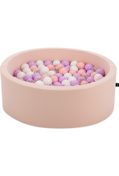 Wellgro Bubble Pops Pembe Top Havuzu - Pembe/beyaz/seffaf/lila Toplu