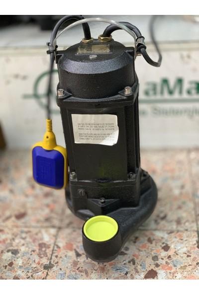 Aquamas Bıçaklı Foseptik Pompa Wqcsd 10 -14-220