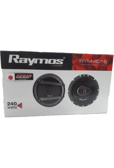 Raymos RYM-4016 240W Oto Hoparlör