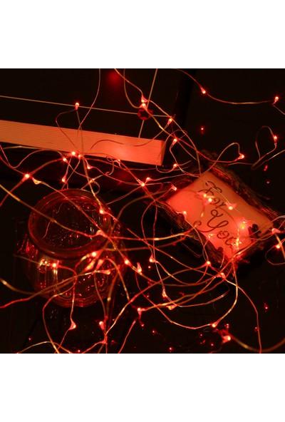 MBW 6W 10 m / 32.8Ft 100 Ledli Güneş Enerjili Aydınlatma (Yurt Dışından)