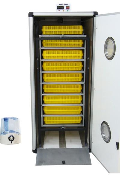Chick Box Kuluçka Makinası 1600'lük Tam Otomatik Kuluçka Makinası