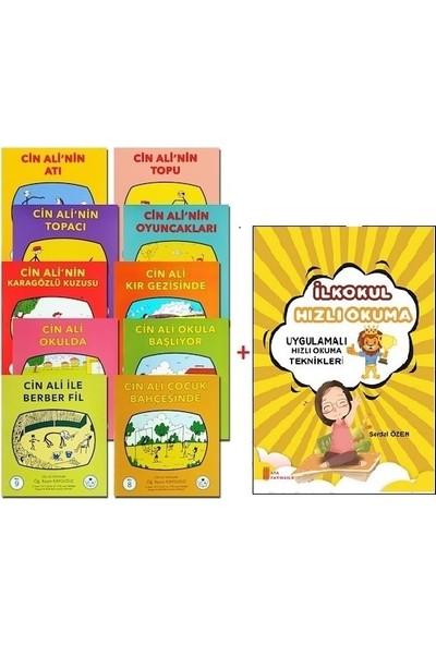 Cin Ali Hikaye Seti 10 Kitap + 1. Sınıf Hızlı Okuma Teknikleri Kitabı