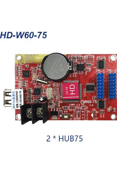 WOW Teknoloji Huidu HD-W60-75 Kontrol Kart