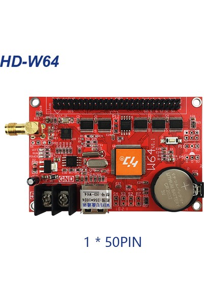 WOW Teknoloji Huidu HD-W64 Kontrol Kart