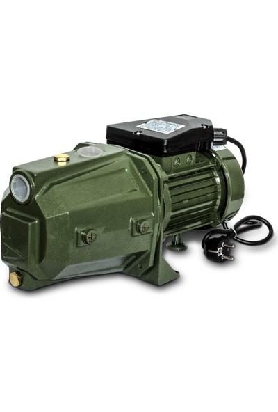 Mur-Cell Otomatik Su Pompası JET100P 1 Hp 1'' Parmak Seviye Kontrol Cihazı Otomatik Aç-Kapa Hidrofor Pompa