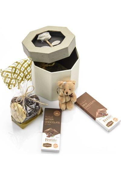 Ferlife Sürpriz Bileklik li Mini Çikolata Kutusu