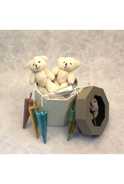 Ferlife Mini Kutuda Şemsiye Çikolata