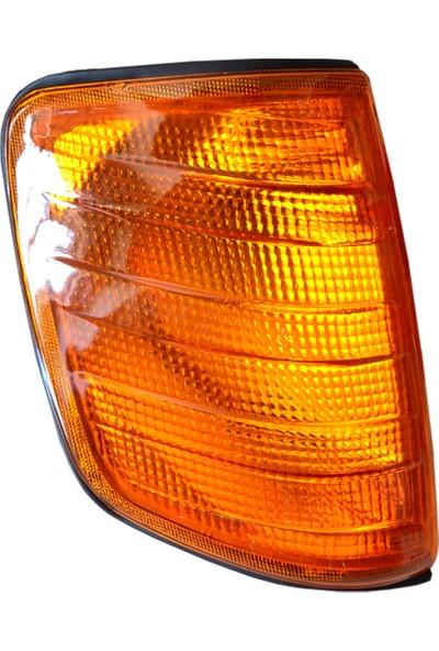 Mercedes W124 Ön Sinyal Sağ Sarı 1248260143