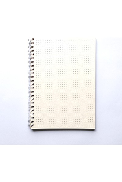 Co Notes Spiralli Noktalı Defter Seti 15 x 21 cm 3'lü